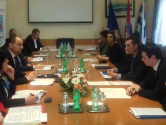 Župan Ivan Anušić i Tomislav Rob