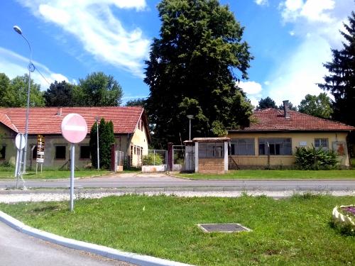 Vojarana u Belom Manastiru