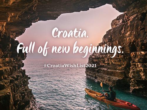 croatia full of new beginnings